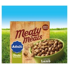Bakers Meaty Meals Lamb 2.7Kg