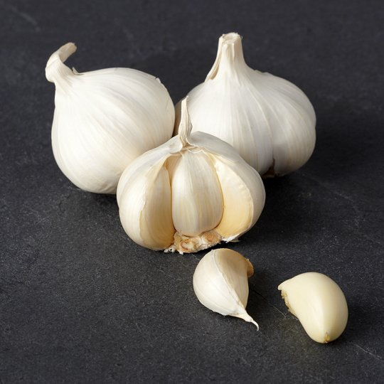 Tesco Organic Garlic 3 Pack