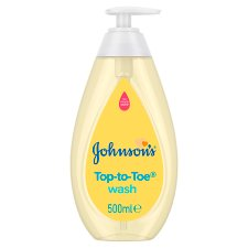 Johnson's Baby Top-To-Toe Wash 500Ml