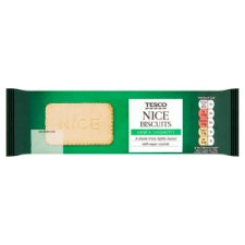 Tesco Nice Biscuits 200G