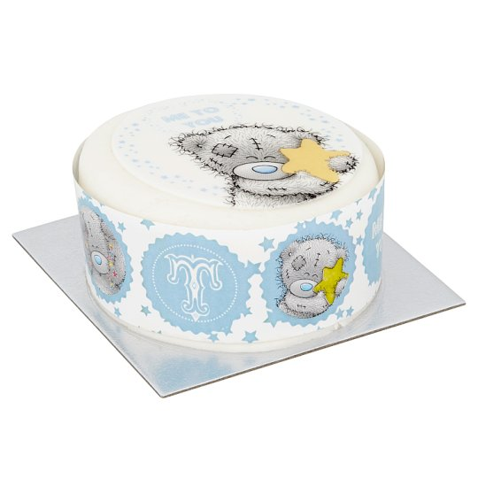 Tesco Groceries Cake Decorations : Me To You Gift Cake - Groceries - Tesco Groceries