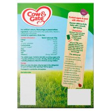 image 2 of Cow & Gate Fruit Pouch Apple And Pear 100G X 4