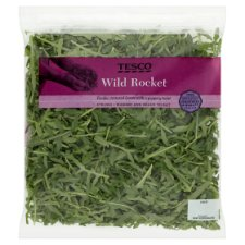 Tesco Wild Rocket 120G
