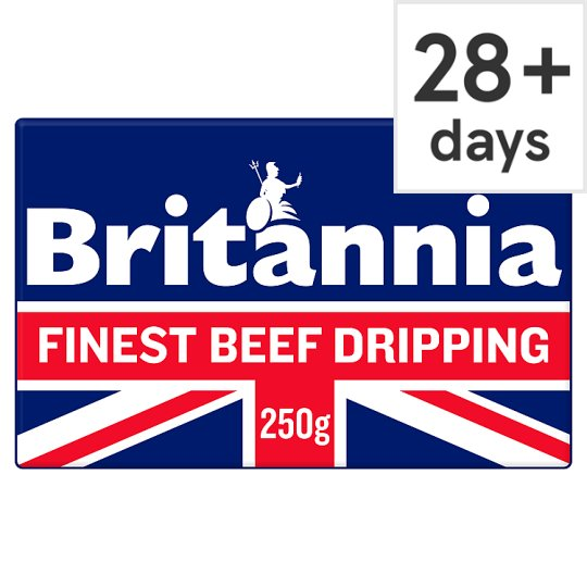 Britannia Finest Beef Dripping 250G