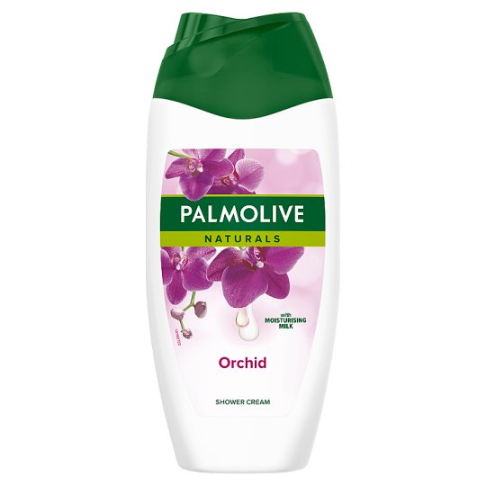 Palmolive Naturals Black Orchid Shower Milk 250Ml