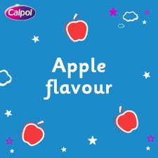 Calcough Infant Tickly Cough Apple 125Ml