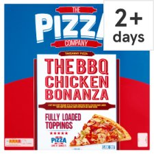 The Pizza Company Bbq Chicken Bonanza Pizza 798G