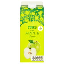 Tesco 100% Pressed Apple Juice 2 Litre