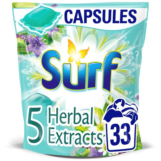 Surf Caps Herbal Extract Doy 33 Washes