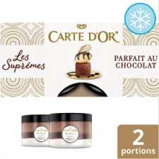 Carte D'or Les Supremes Parfait Ice Cream Dessert 260Ml
