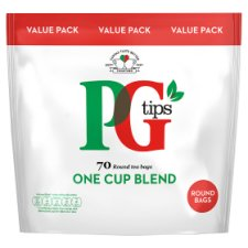 Pg Tips One Cup Original 70S 140G
