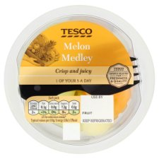 image 1 of Tesco Melon Medley 130G
