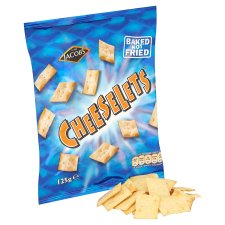 image 2 of Jacobs Cheeselets Snacks 125 G