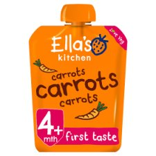 Ella's Kitchen Carrots 70G