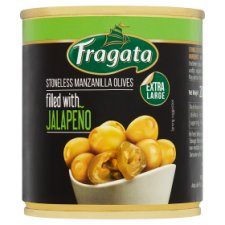 Fragata Olives Stuffed With Jalapeno 200G