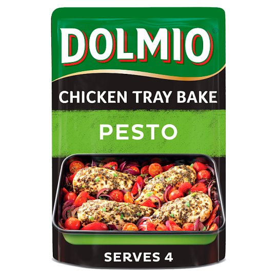 Dolmio Chicken Tray Bake Pesto 150G