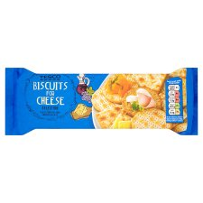 Tesco Biscuits For Cheese 170G