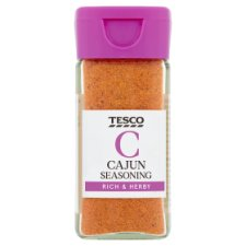 Tesco Cajun Seasoning 45G