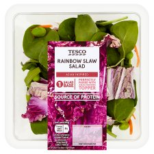 Tesco Rainbow Slaw 155G
