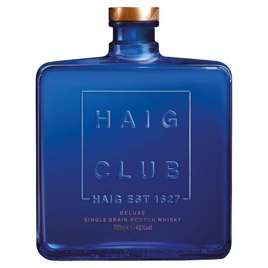 image 1 of Haig Club Single Grain Scotch Whisky 70Cl