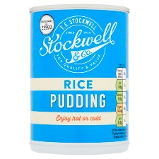 Stockwell And Co. Rice Pudding 400G