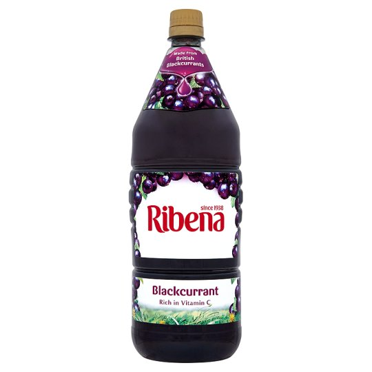 ribena blackcurrant 2l groceries tesco groceries