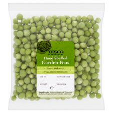 Tesco Hand Shelled Peas 170G