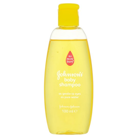 Johnson's Baby Gold Shampoo 100Ml