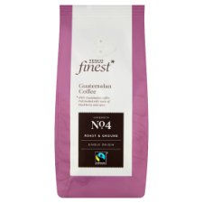 Tesco Finest Fairtrade Guatemala Ground Coffee 227G