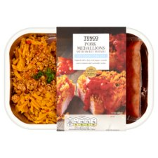 Tesco Pork Medallions With Sweet Potato390g