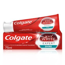 Colgate Max Gloss Mint Whitening Toothpaste 75Ml