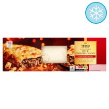 Tesco Slow Cooked Beef Christmas Cracker 800G