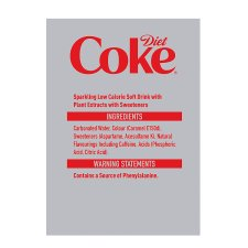 image 2 of Diet Coke (Gb) 12 X 330Ml