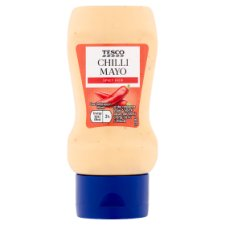 Tesco Chilli Mayonnaise 250Ml