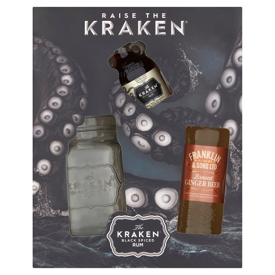 Kraken Perfect Storm Gift Set