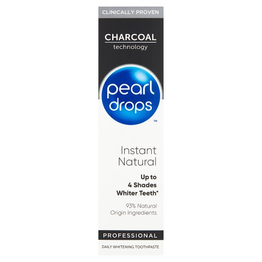 image 1 of Pearl Drops Instant Natural White 75Ml