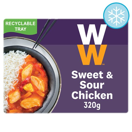 Weight Watchers Sweet And Sour Chicken 320G