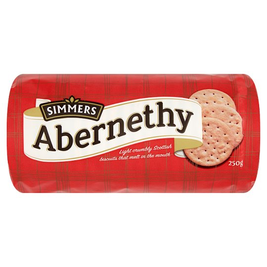 Simmers Abernethy Biscuits 250G(L)