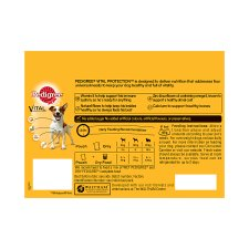 image 3 of Pedigree Mixed Variety Gravy Dog Food Pouches 24 X100g