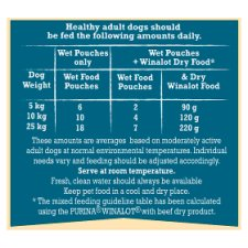 image 3 of Winalot Pouch Beef And Chicken 4X100g