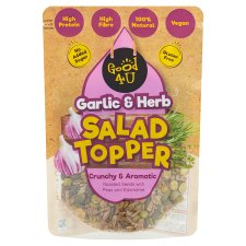 Good4u Protein Salad Topper Garlic & Herb 125G