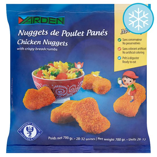 Yarden Chicken Nuggets 700G