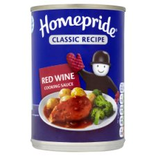 Homepride Red Wine Can 400G