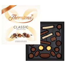 image 2 of Thorntons Gift Wrapped Classic Chocolates 462G