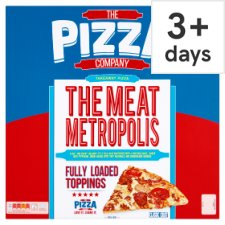 The Pizza Company Meat Feast Pizza 806G