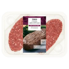 Tesco Venison 2 Grillsteaks 340G