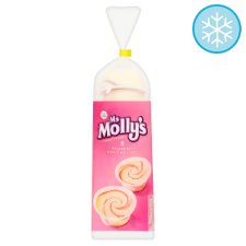 Ms Molly's Raspberry Ripple Mousses 8X100ml