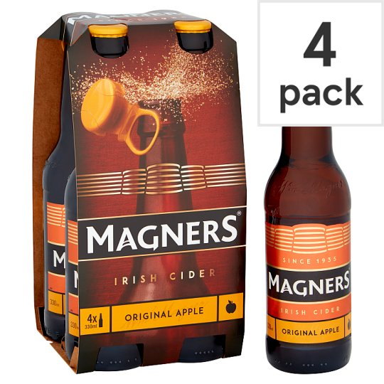 Magners Irish Cider 4 X 330Ml