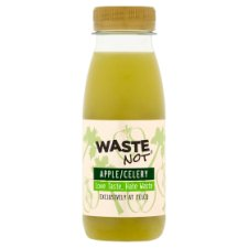 Waste Not Apple And Celery Juice 250Ml