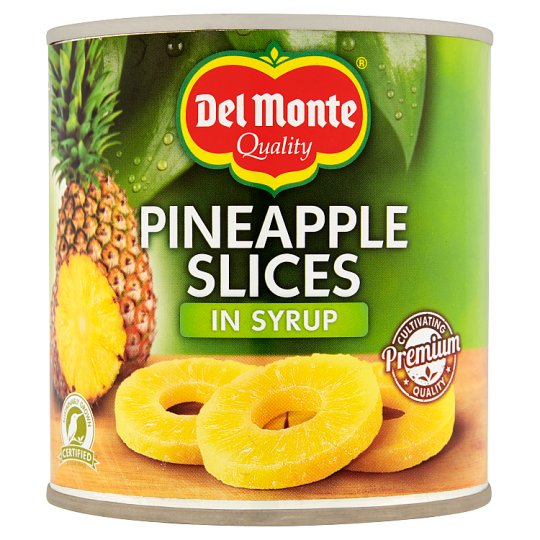 Del Monte Pineapple Slices In Syrup 435G